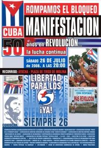 50 Aniversario del Triunfo de la Revolución Cubana