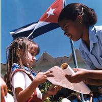 La UNESCO ha reconocido el papel de Cuba en la formación de los estudiantes