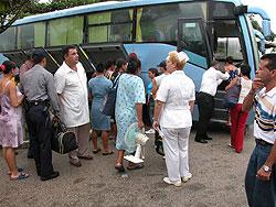 Más de 190 mil personas evacuadas en Cuba