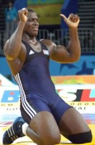 Mijain López primer campeón de Cuba en los XXIX Juegos Olimpicos de Beijing 2008