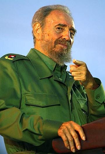 Fidel Castro cumple hoy 82 años