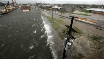 Los diques que protegen Nueva Orleans