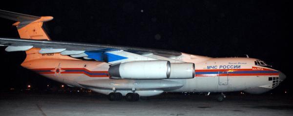 El mundo, conmocionado por Chile Avion-ruso1