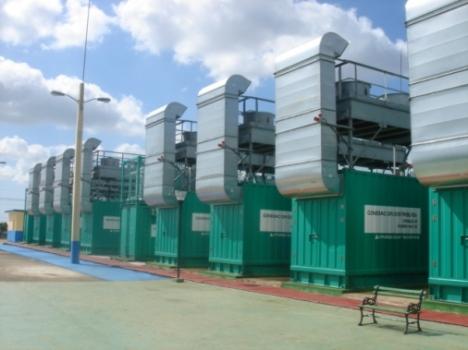 Los grupos electrógenos garantizaron servicios esenciales en Cuba