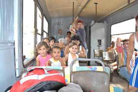 Comienza evacuación de personas en Cuba