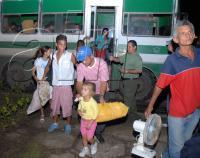 Cientos de personas son evacuadas en Camagüey