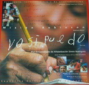 Yo si puedo, método cubano para enseñar a leer