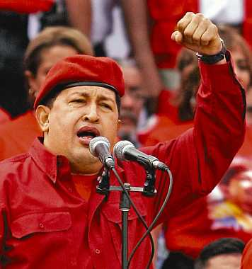Hugo Chavez – the Myth and Reality of Leadership