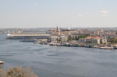 Pueto de La Habana. Foto Yohandry Fontana