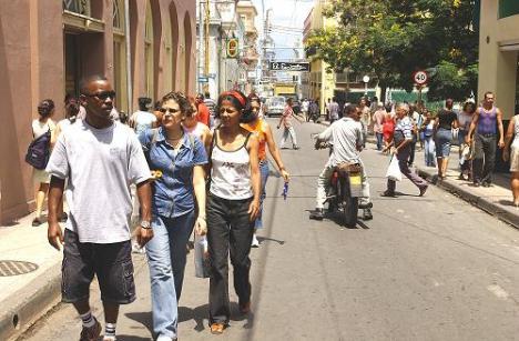 En Cuba no hay pánico
