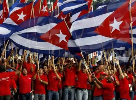Millones de cubanos celebrarán el Primero de Mayo en Cuba