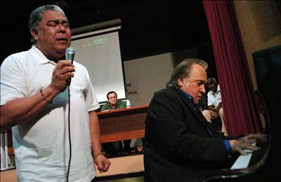 Danny Rivera y Frank Fernández