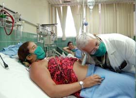 Las embarazadas con el más mínimo síntoma respiratorio deben ser evaluadas por los especialistas
