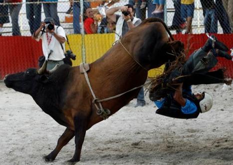 FINAL DEL CAPEONATO NACIONAL DE RODEO