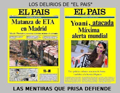 Las noticias que interesan a El País