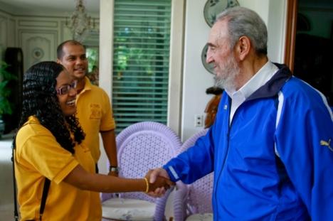 Promueven petición para otorgar a Fidel el Nobel de la Paz 2010