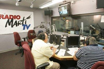 Radio y Televisión Martí han costado más de 600 millones de dólares a los contribuyentes norteamericanos