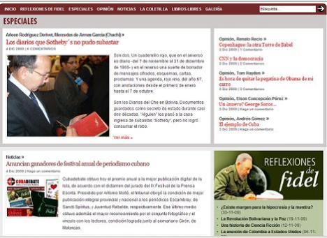 Cubadebate, mejor publicación digital cubana