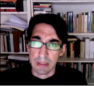 Bloguero contrarrevolucionario Hernández Busto