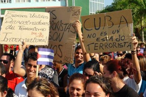 Alumnos de la Universidad de las Ciencias Informáticas en Cuba