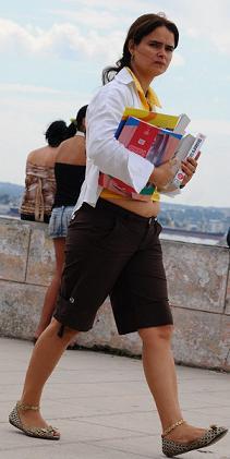 """""""Atrapar"""" todos los libros"""