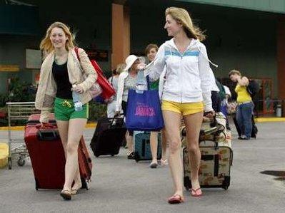 Cuba recibió 2,43 millones de visitantes en 2009, un 3,5% más que en 2008