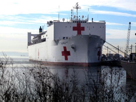 El buque hospital estadounidense Comfort abandonará las aguas de Haití, aún cuando se mantiene la fase de emergencia. Los médicos cubanos continuarán en esa nación el tiempo que sea necesario.
