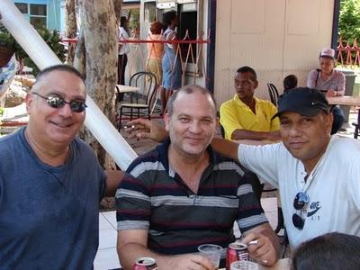 Ares, Lagarde y Varela.