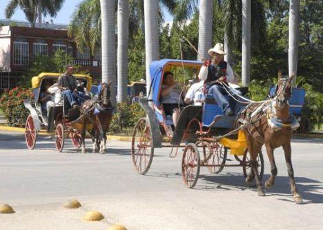 Ciudad de Bayamo. Foto tomada en el día de ayer.