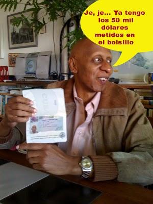 """""""Guillermo Fariñas es otro caso, ahí depende de lo que sepamos sobre él en un futuro. Tiempo al tiempo""""."""