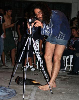 Pardo Lazo, fotógrafo personal de Yoani Sánchez