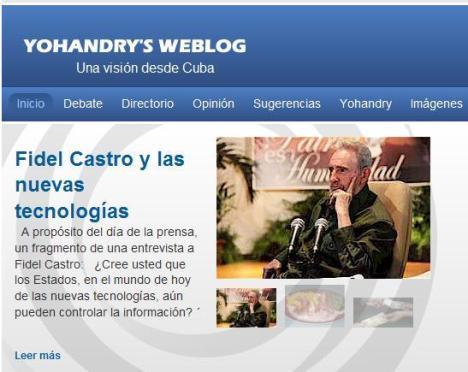 Nuevo Blog de Yohandry